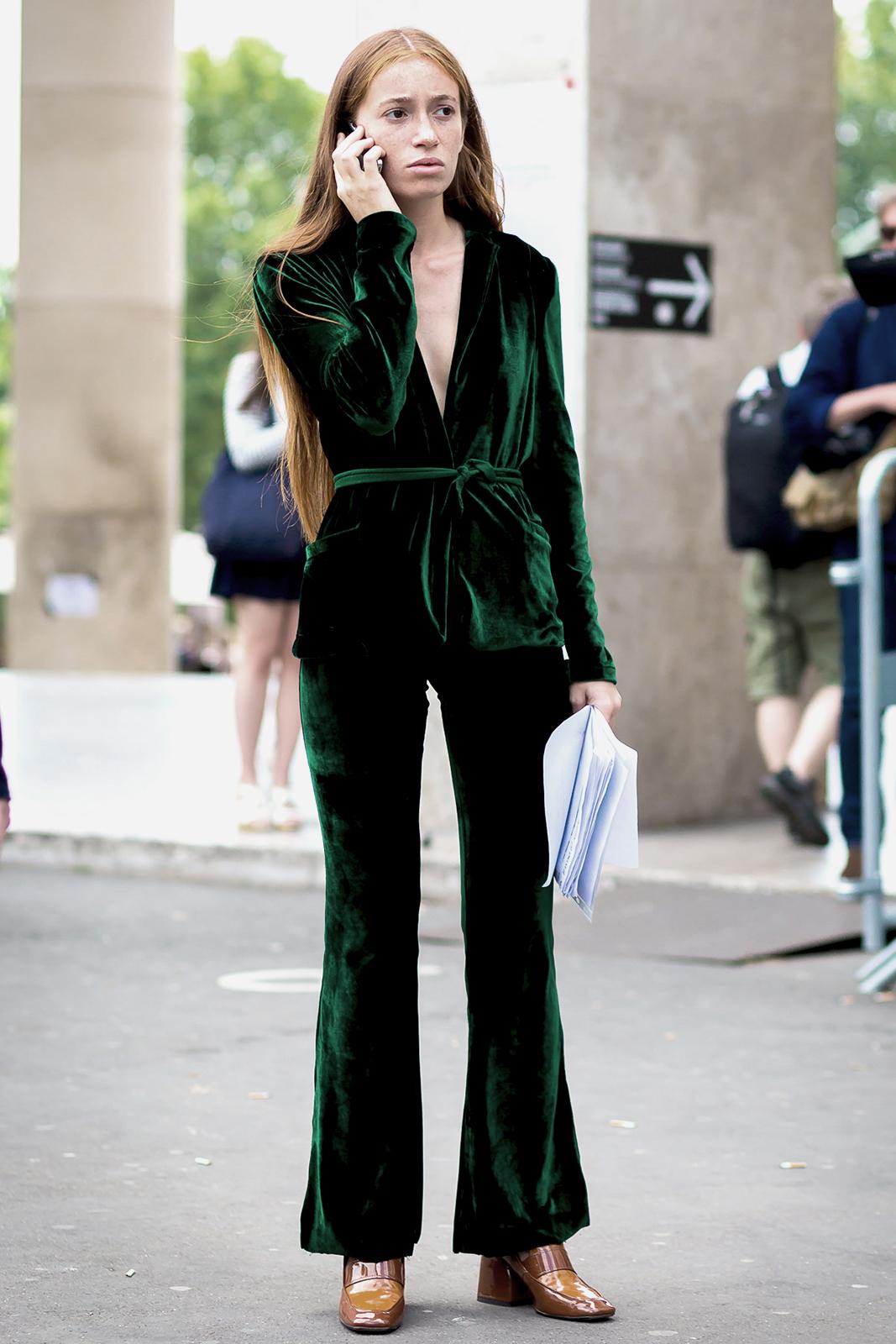 traje-verde