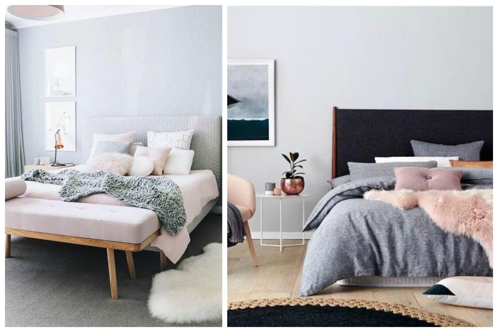 Decora tu habitaci n con cojines lulalogy - Decorar cama con cojines ...