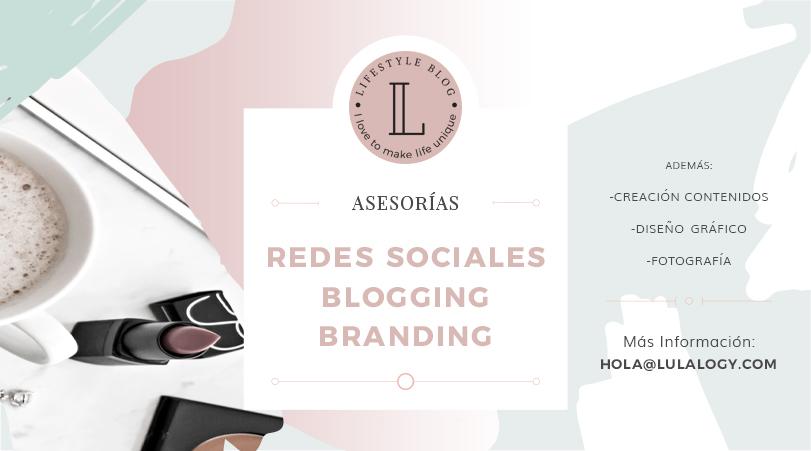 asesorías para bloggers y marcas