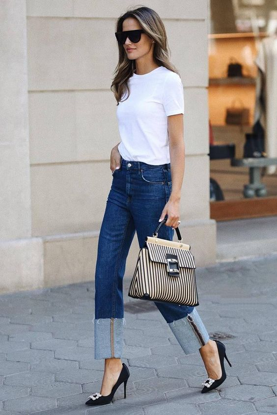 Outfits con jeans