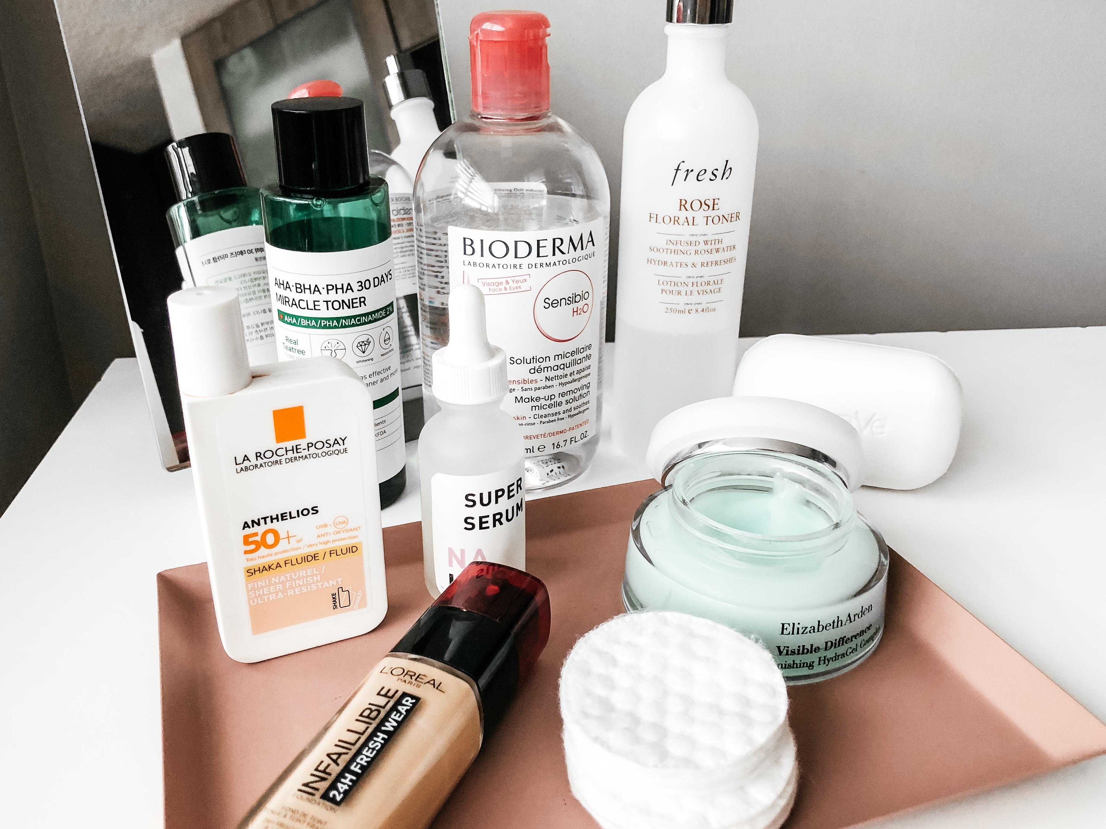 Cómo controlar la piel grasa
